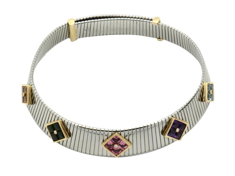 1980s classic Bulgari necklace
