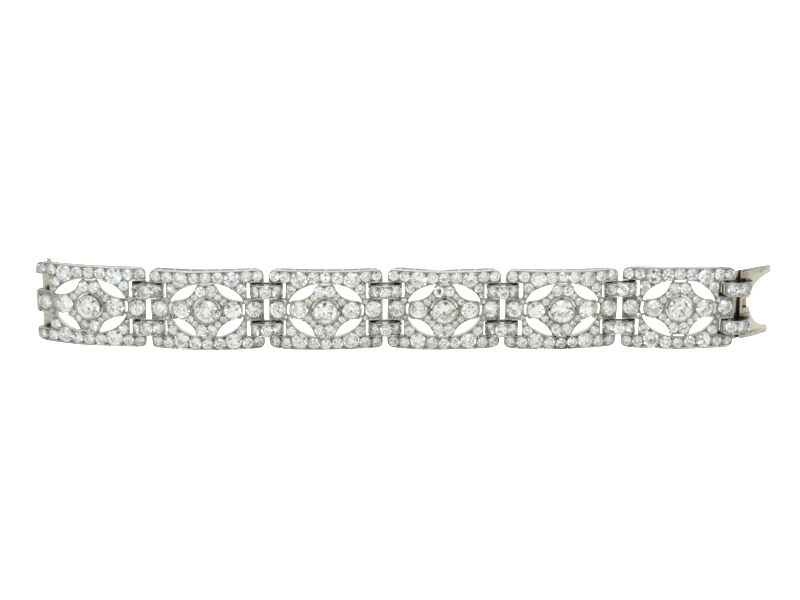 Diamond bracelet ct 15