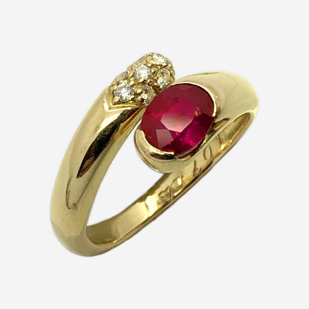 Bulgari ruby