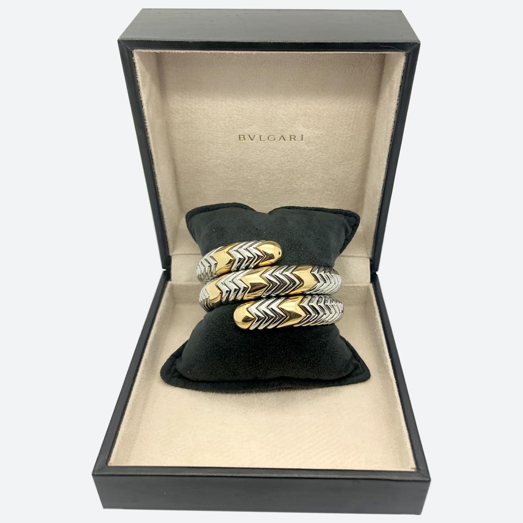 Bulgari Spiga bracelet
