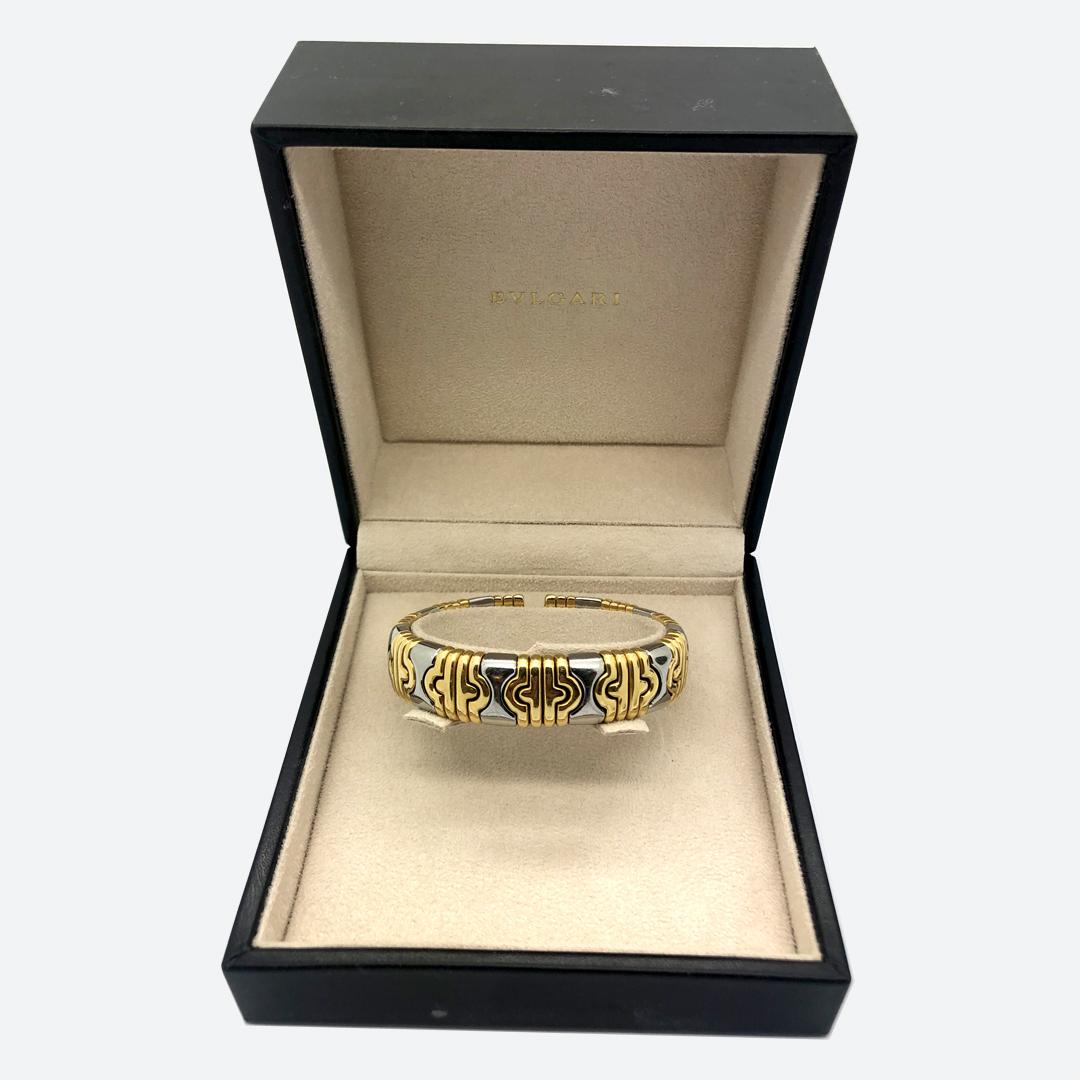 Parentesi Bulgari bracelet