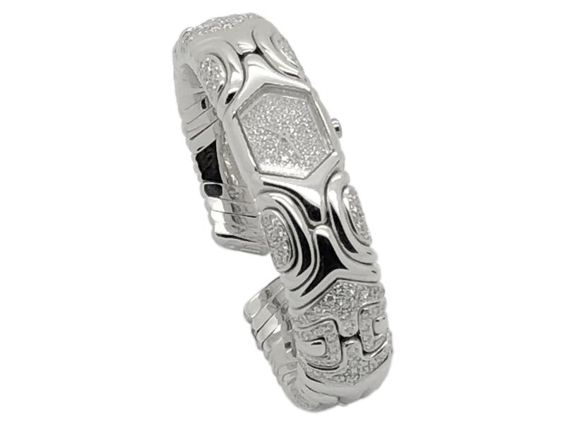 Bulgari Alveare diamond watch