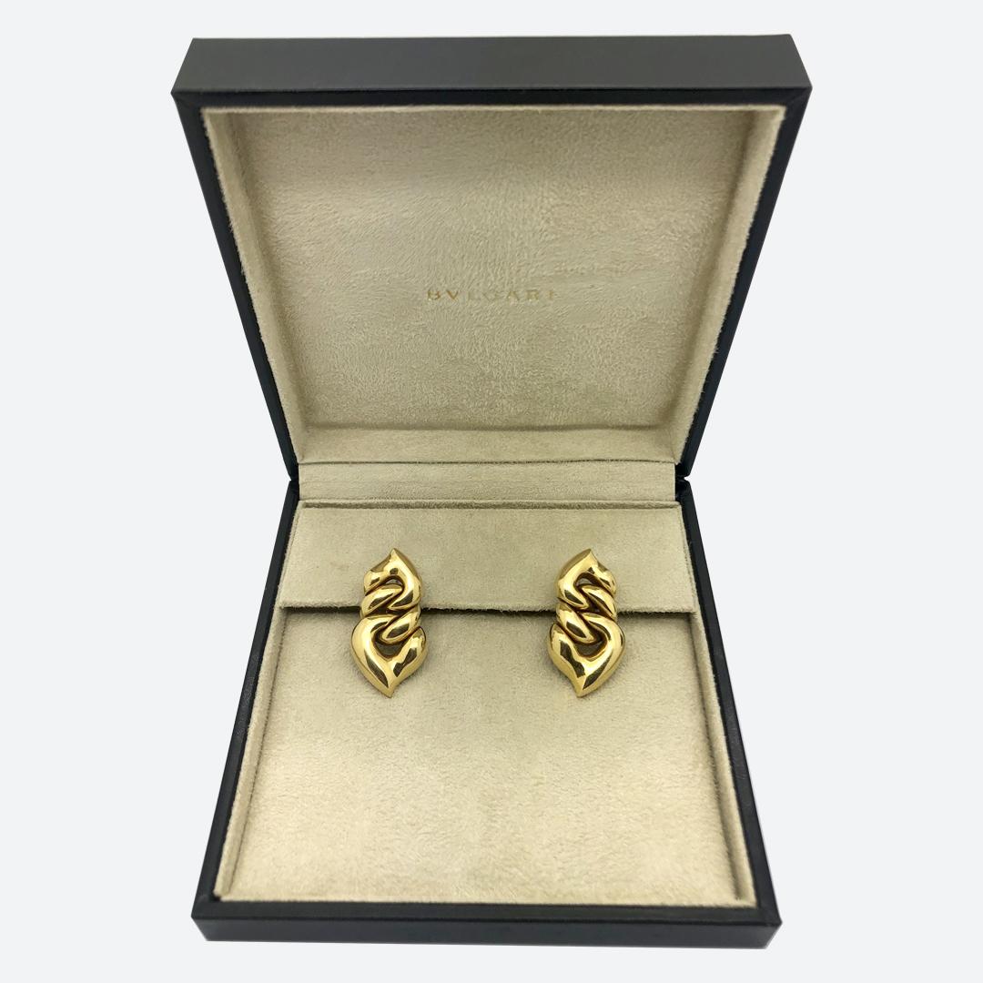 1980s Bulgari earrings
