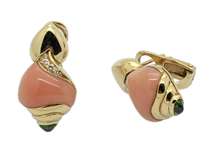 Delicious Bulgari earrings