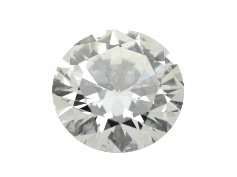 Round cut diamond ct 4.90