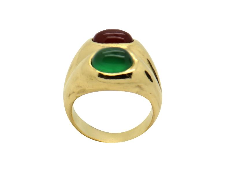 Bulgari cabochon ring