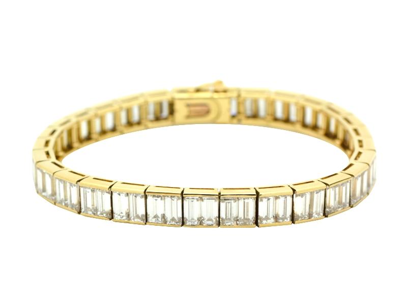 1970 Van Cleef & Arpels diamond bracelet