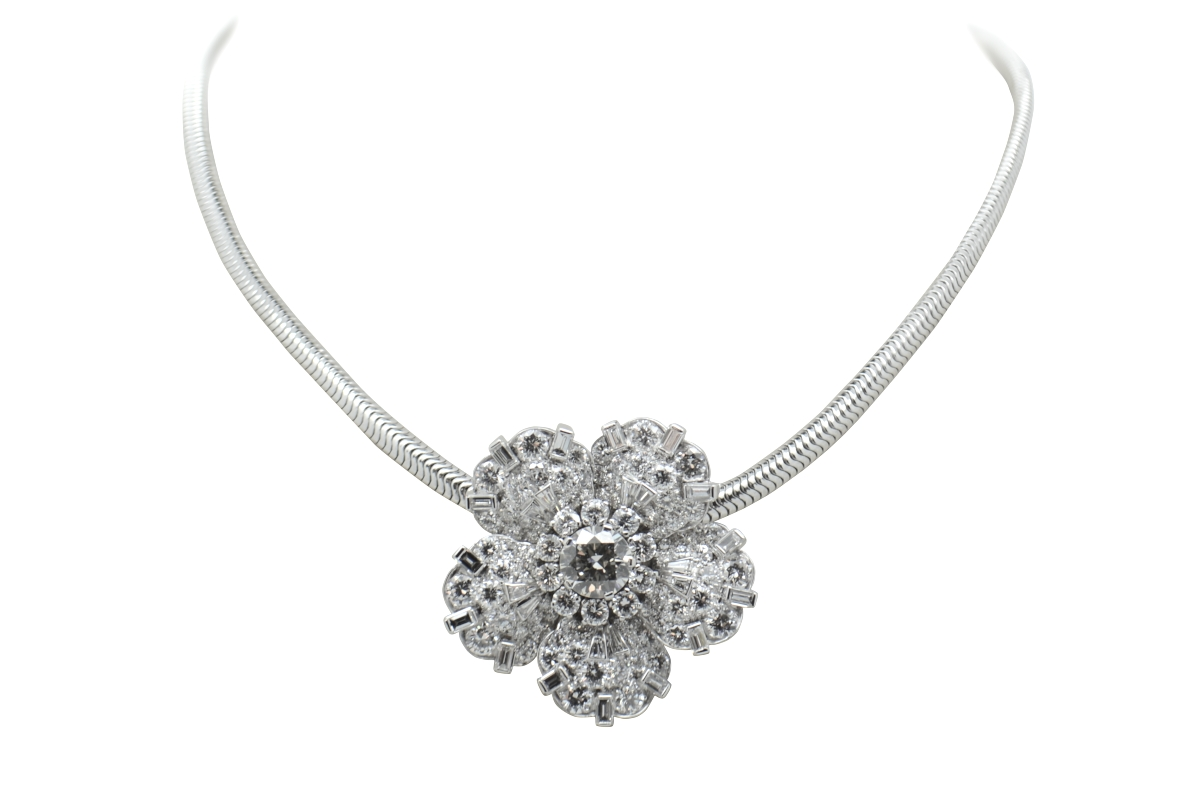 1950s Bulgari necklace