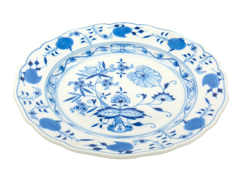 1960s Meissen tableware