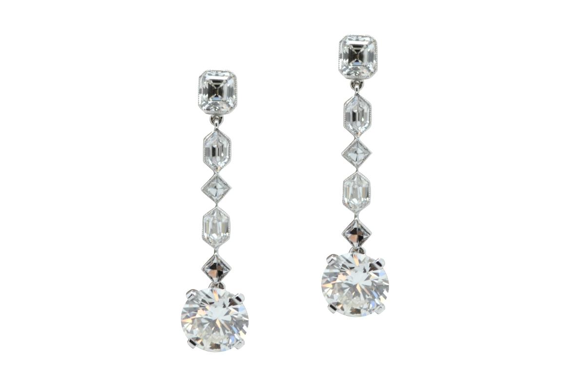 1950s Bulgari earrings