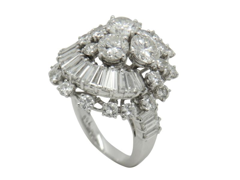 1960s diamond ring