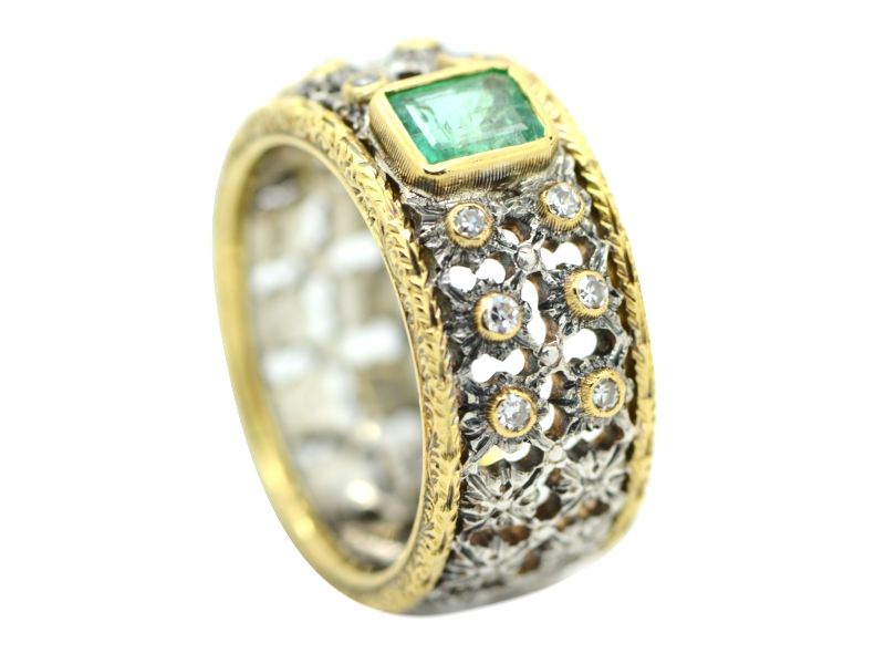 Antique Buccellati ring
